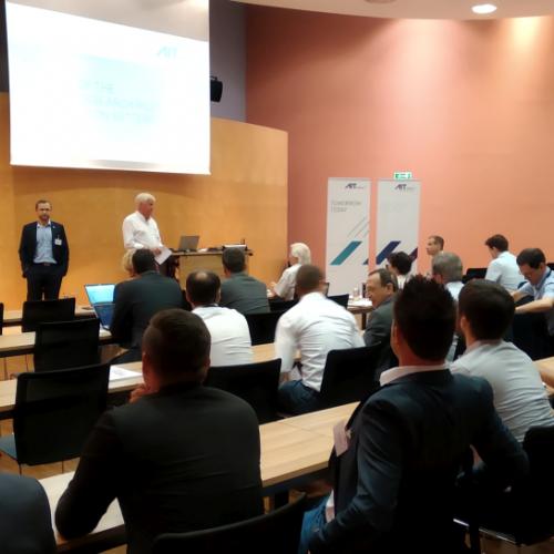 AIT: Eröffnung der Batterieforschungs-Pilotlinie und Symposium