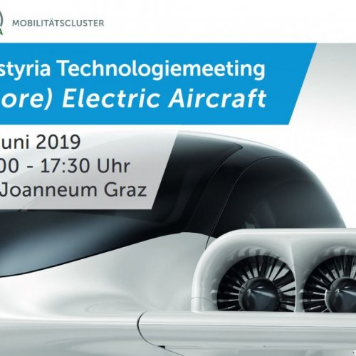 Technologiemeeting (More) Electric Aircraft