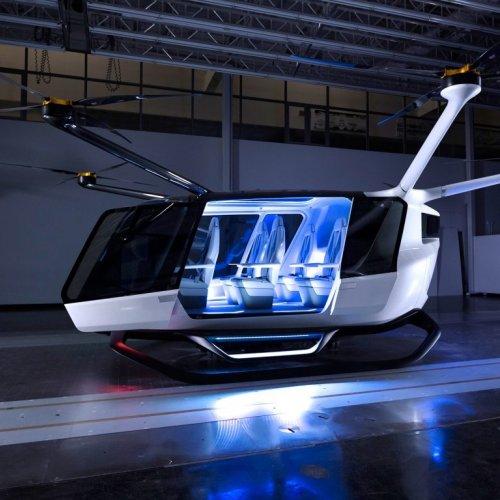 Alaka'i stellt Flugtaxi mit Brennstoffzelle vor