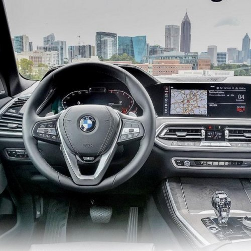 BMW camera keeps an eye on the driver