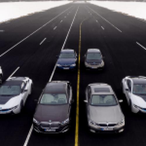 BMW stellt neue PHEV vor