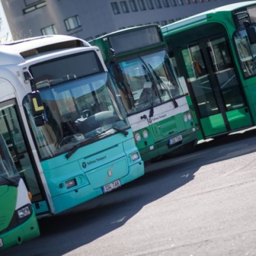 Tallinn will Busflotte vollständig elektrifizieren