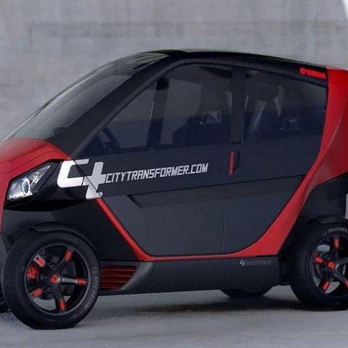 Israelisches Start-up entwickelt faltbares Elektroauto