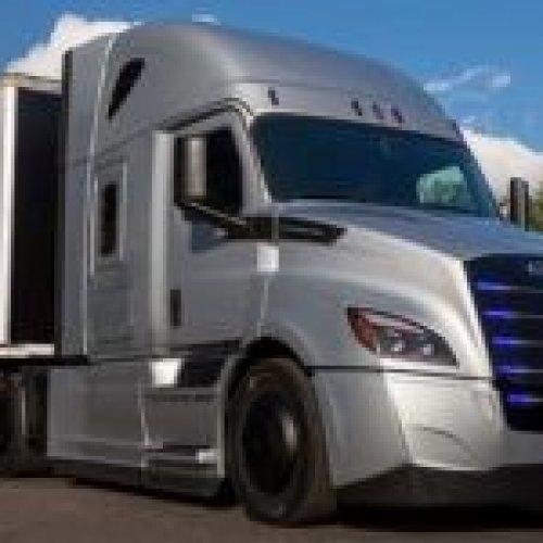 Lkw Antriebsstränge: Batterieelektrisch, Brennstoffzelle, Erdgas