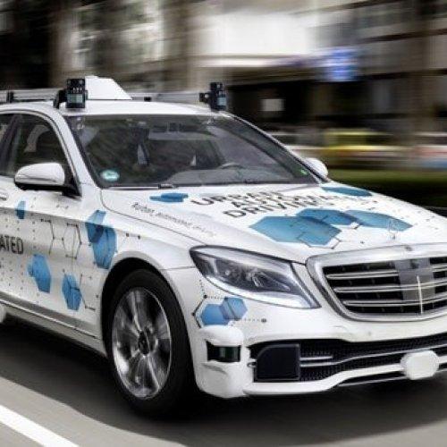 Daimler –selbstfahrende Taxis ab 2021
