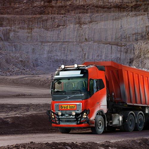 Driverless Volvo Trucks Take Over Dangerous Mining Tasks in Norway