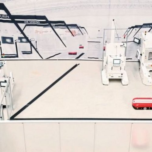 Erste vollautomatisierte Produktionslinie für Metall-3-D-Druck