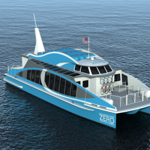 H2-fuel cell ferry will show zero-emissions are achievable
