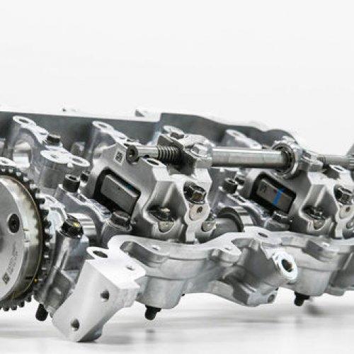 Weltweit erster Motor mit variabler Ventilöffnungsdauer (Hyundai)