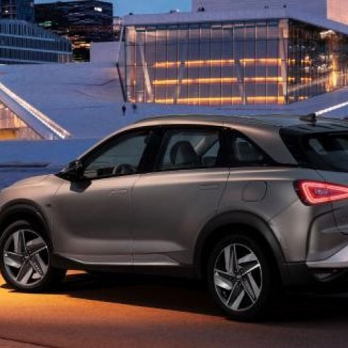 Hyundai: neue Brennstoffzellen-Pläne