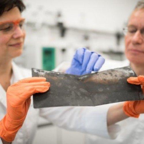 Neues Verfahren für zerstörungsfreie Rückgewinnung von Kathodenmaterial