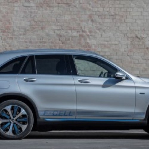 Mercedes GLC F-CELL is in production