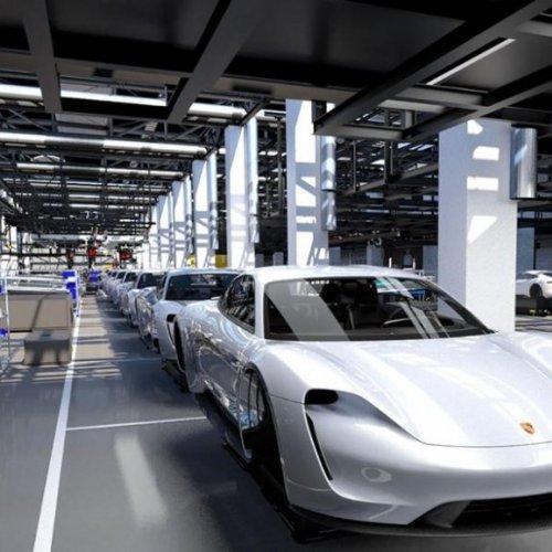 Porsche Taycan: Aufbruch ins elektrische Zeitalter