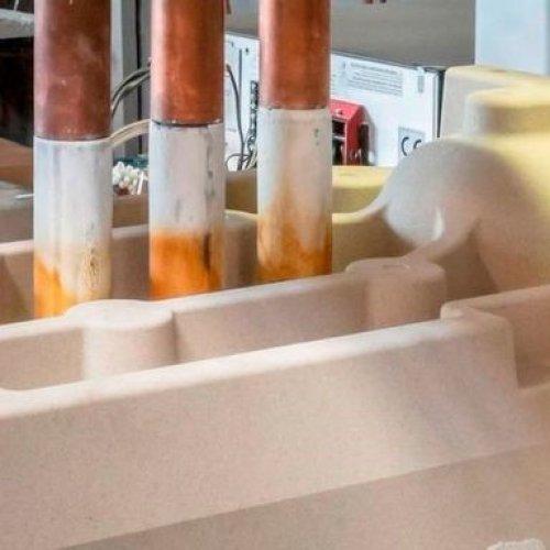 Neues Gießverfahren für Motorblock und E-Motor-Gehäuse