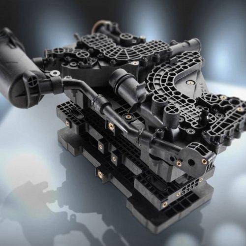 Kunststoff Ultramid im Brennstoffzellensystem des Mercedes GLC F-Cell