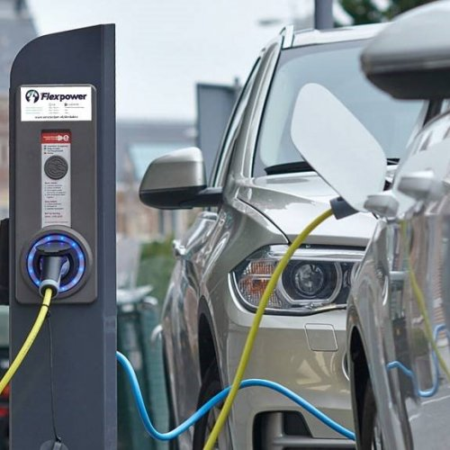 "Smartes Ladenetz ""Flexpower"" in Amsterdam"