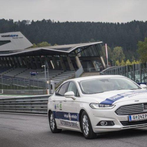 Autonomes Fahren – Testfahrt mit Virtual Vehicle