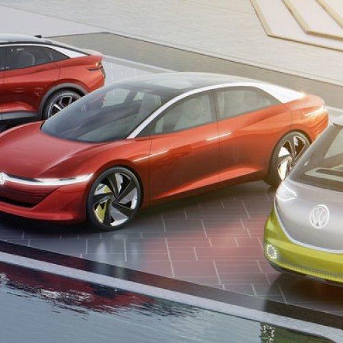 Volkswagen setzt noch stärker auf das E-Auto
