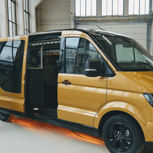 VW-Ridesharing MOIA startet in Hamburg