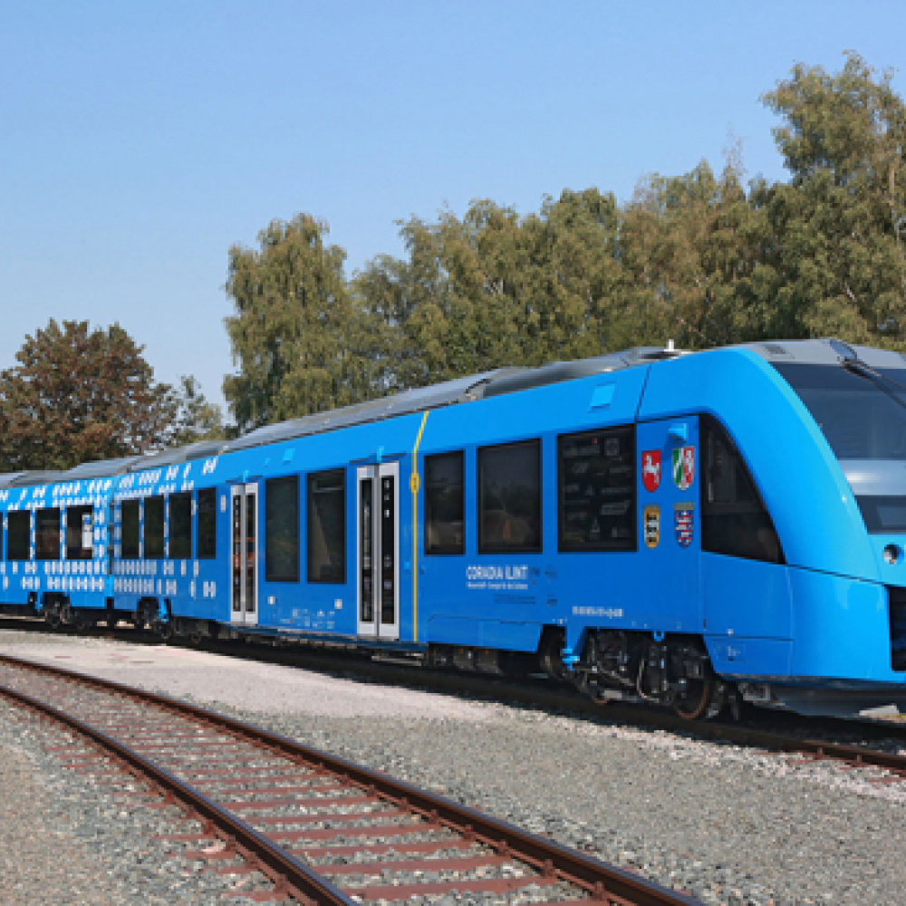Alstom's hydrogen train: approval for commercial operation in Germany