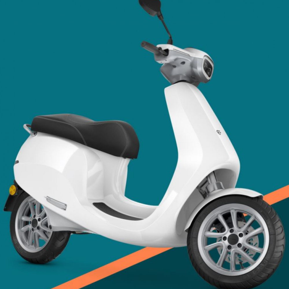 AppScooter: Electric Scooter from Etergo