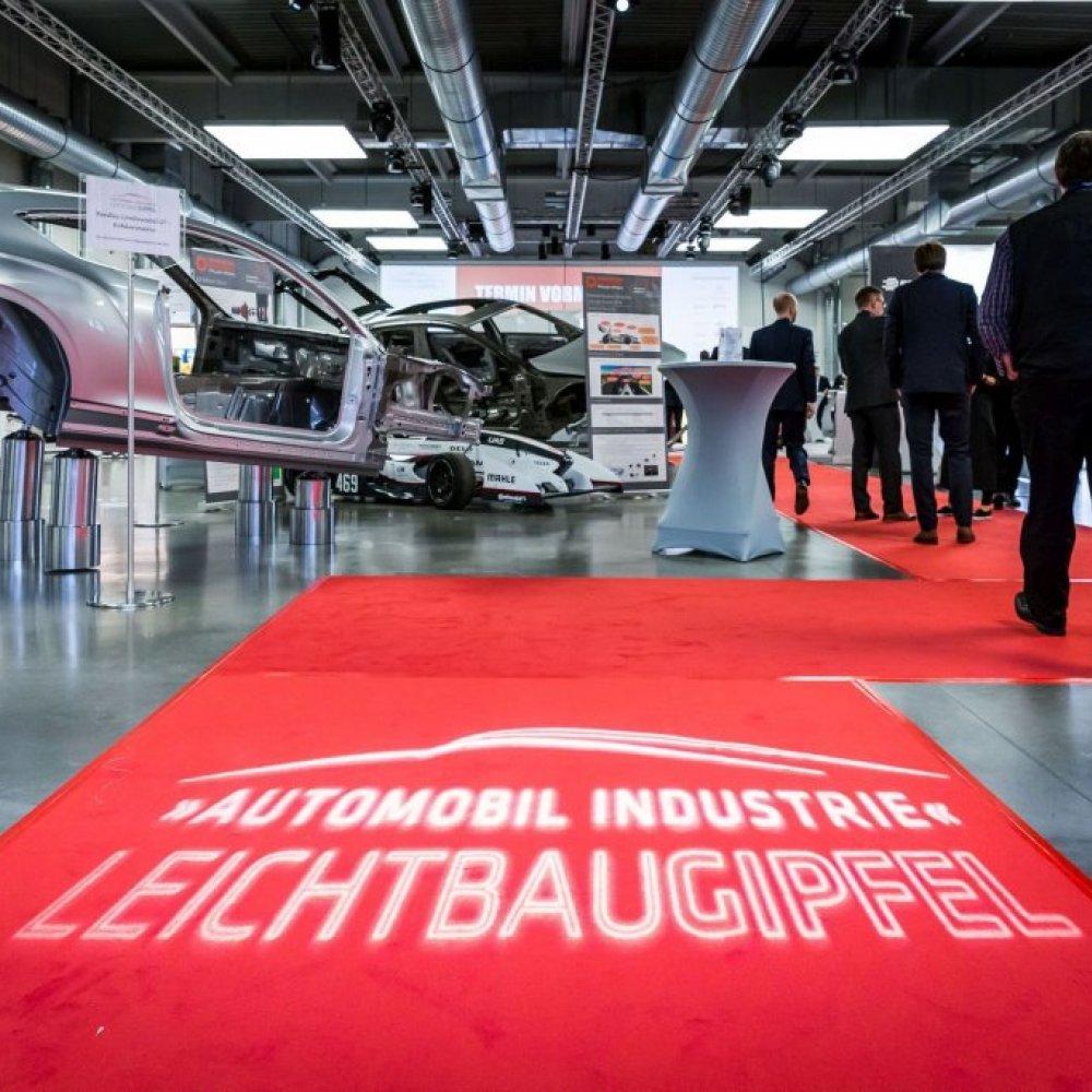 Leichtbau-Gipfel 2019: Das bessere Auto