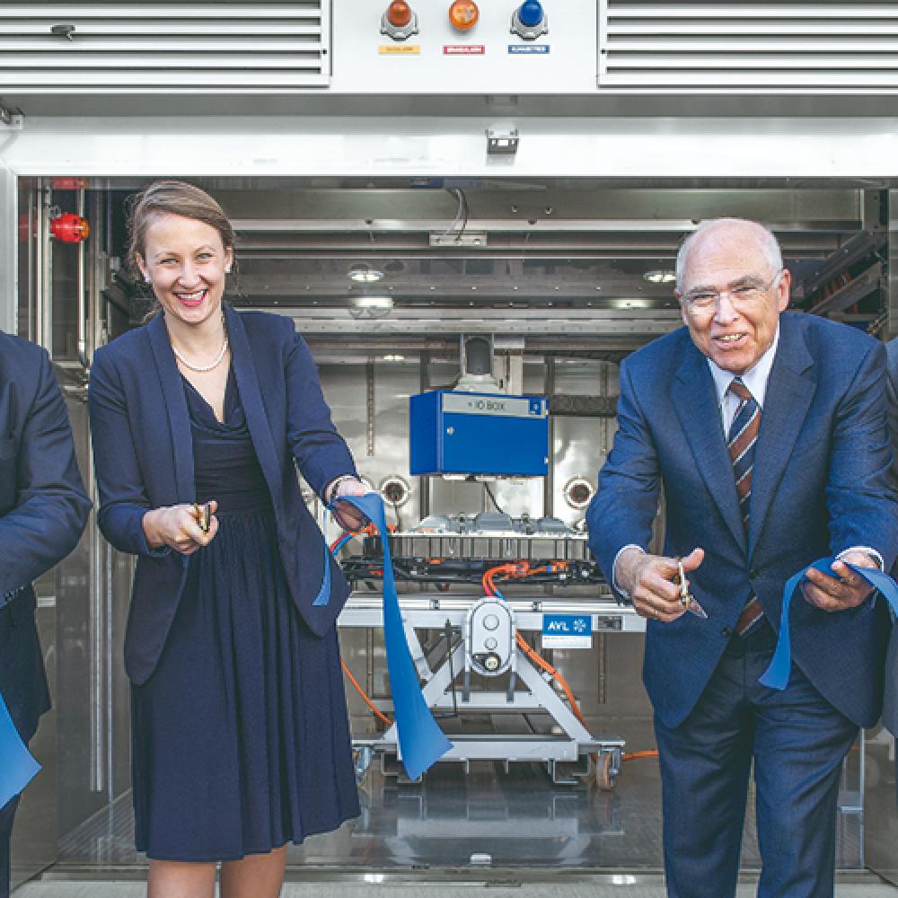 AVL eröffnete eines der modernsten Battery Labs Europas in Graz