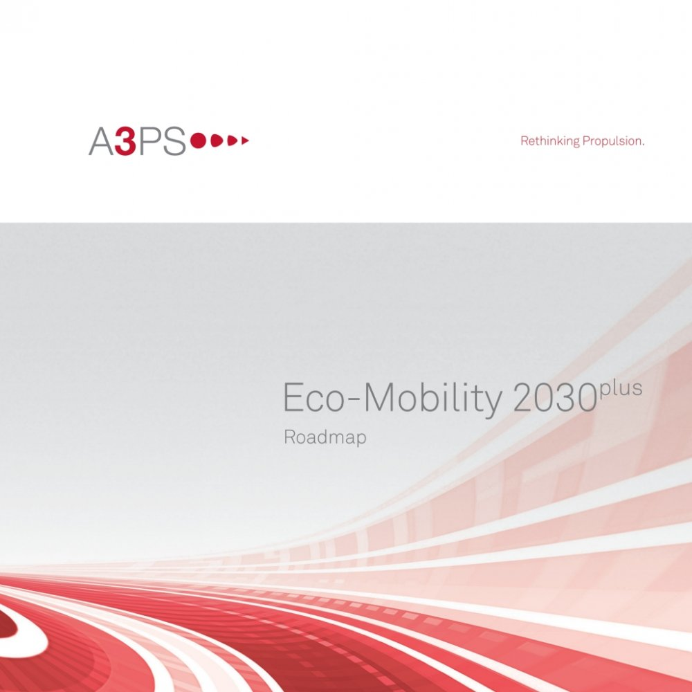 A3PS Roadmap Eco Mobility 2030plus