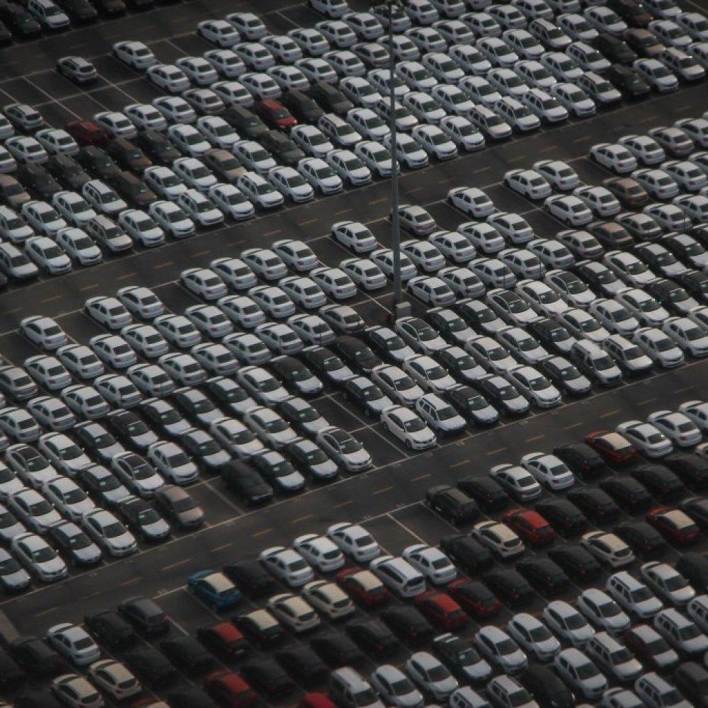 VDA rechnet mit sinkender Autoproduktion in Deutschland