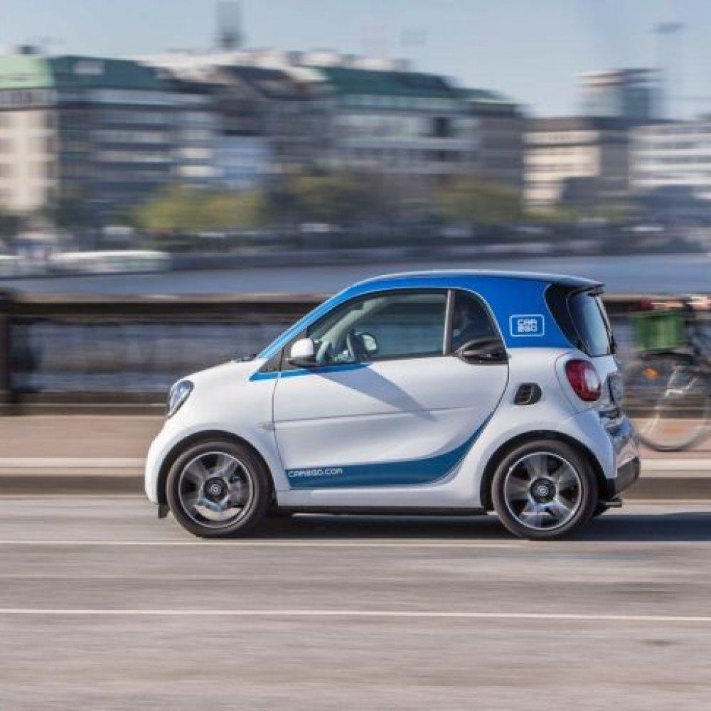 Daimler und BMW investieren in Urban Mobility Services