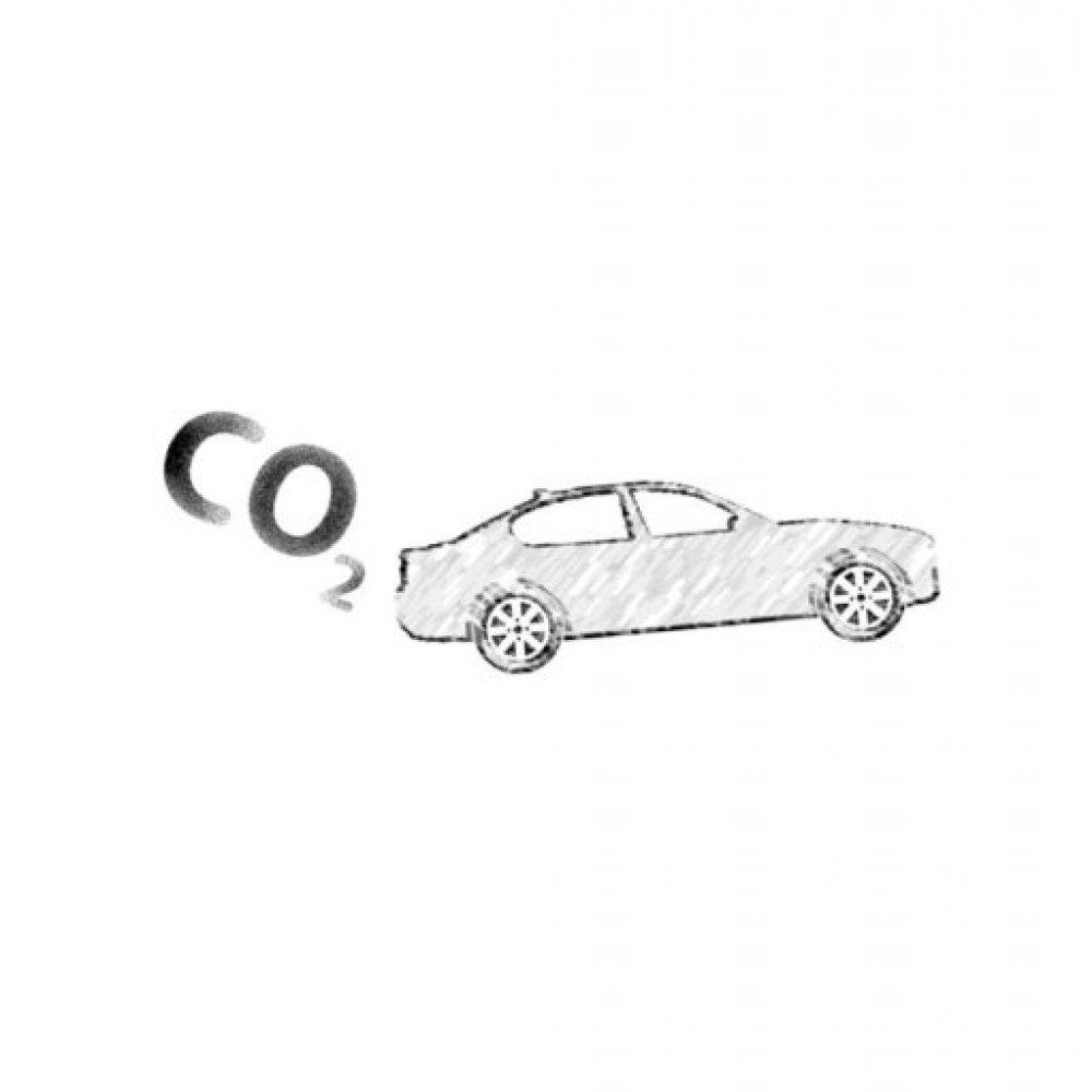 CO2-Emissionen durch Autoverkehr weiter gestiegen