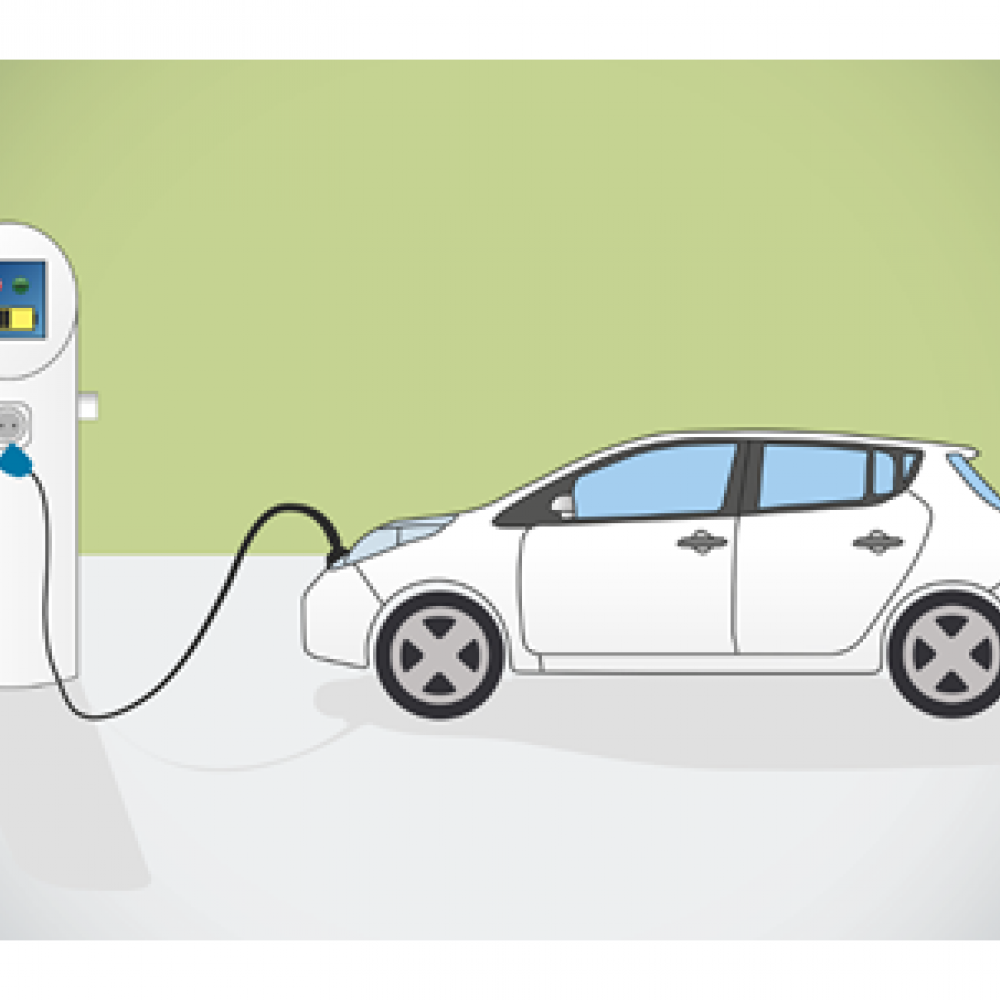 "EU CO2 target requires ""8.3 million new EV charging stations"""