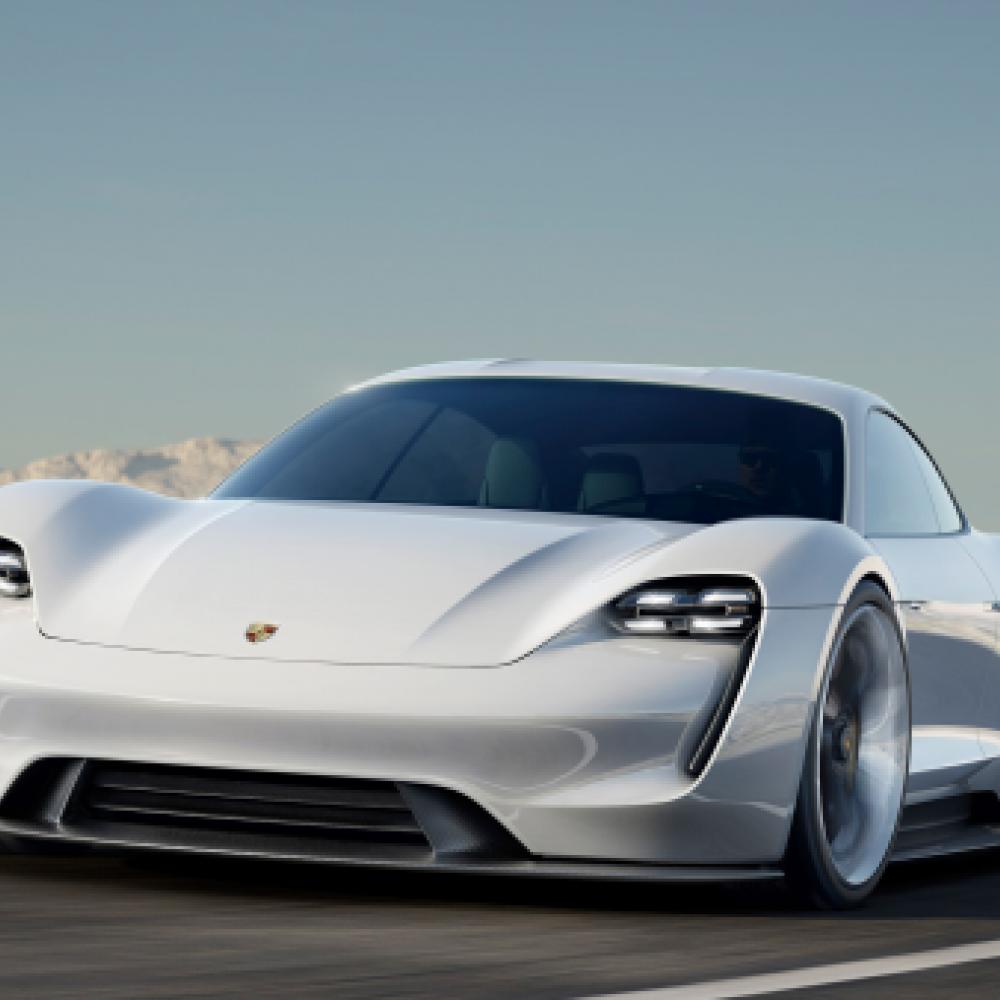 Porsche: Aus Mission E wird Taycan