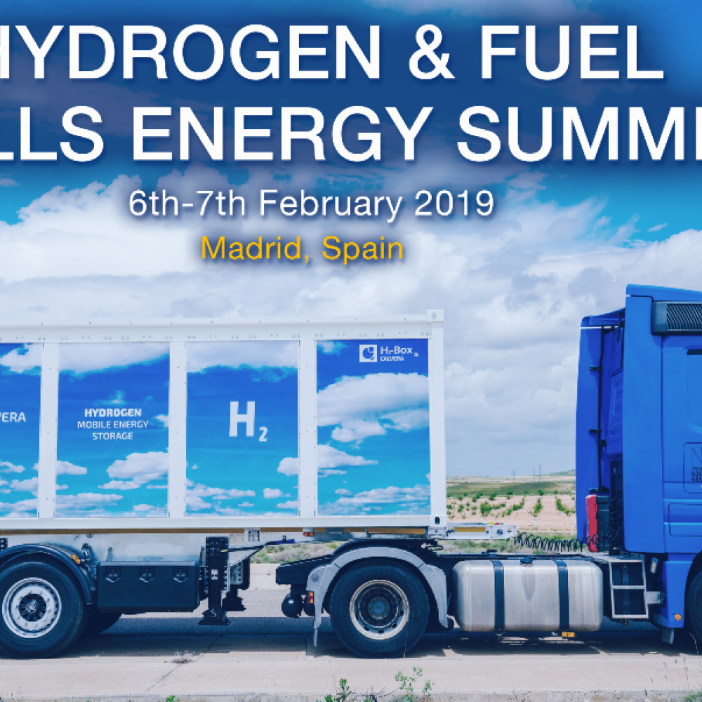 ACI's Hydrogen & Fuel Cells Energy Summit