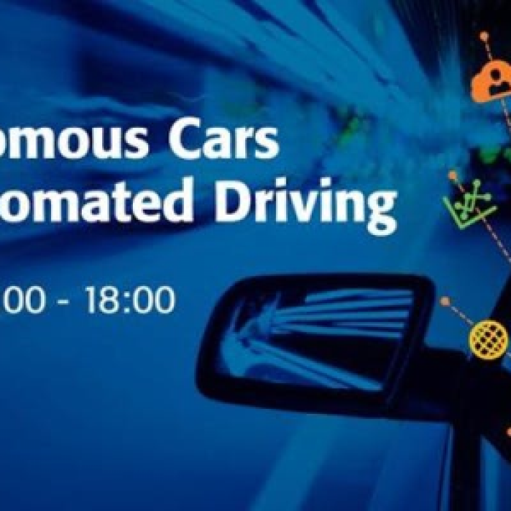 """IEEE Workshop """"Autonomous Cars for Automated Driving"""""""