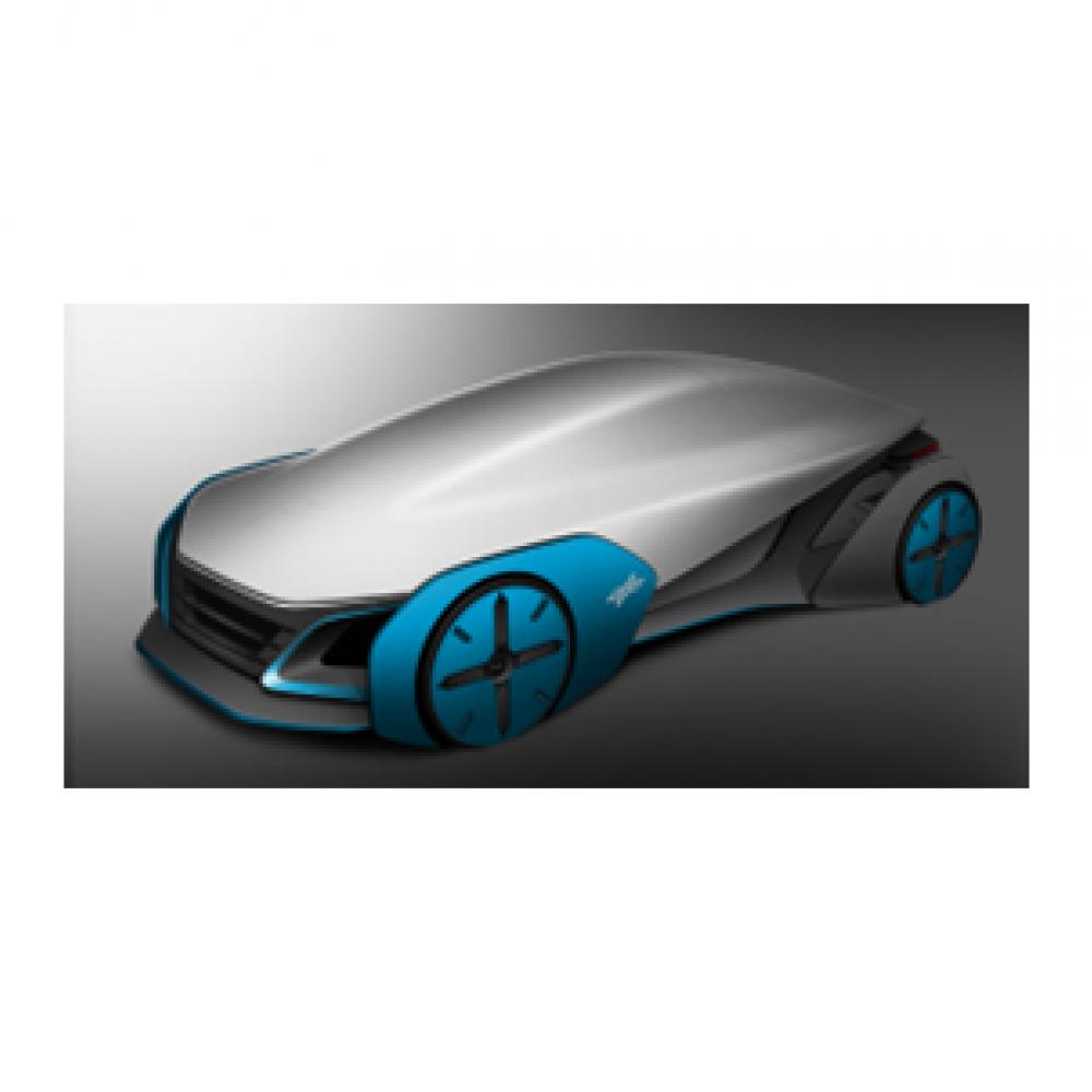 """Leichtbaukarosserie für das """"Next Generation Car"""""""