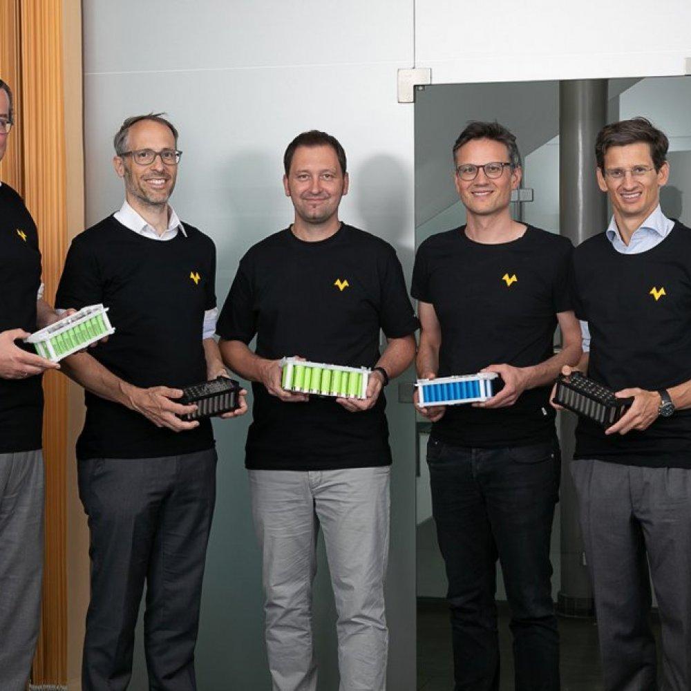 Miba beteiligt sich an Hersteller von Batterie-Systemen