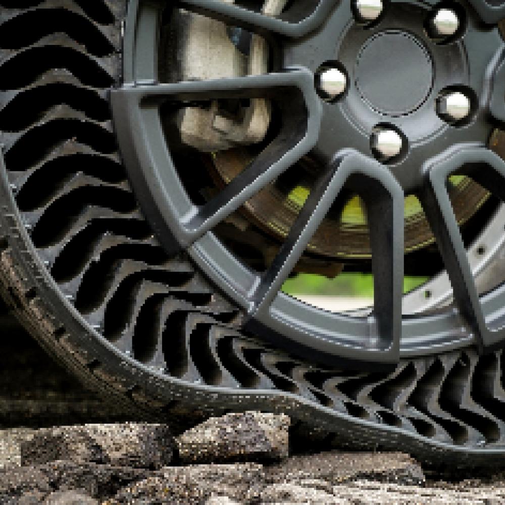 Michelin präsentiert Pkw-Luftreifen