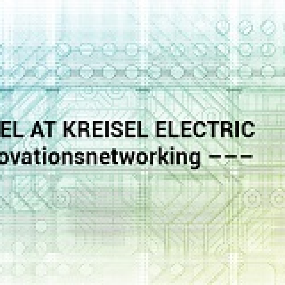 Innovationsnetworking bei Kreisel Electric