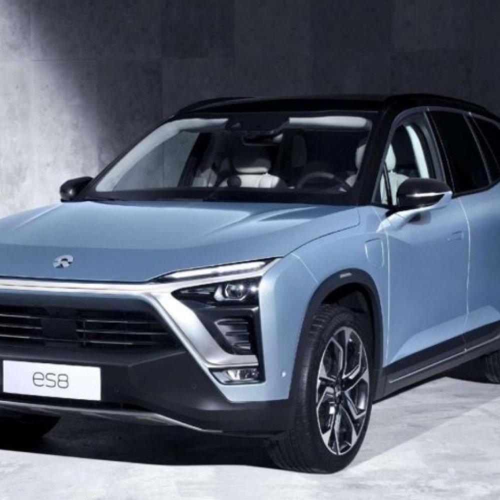 Batterie-Tauschnetzwerk für Elektro-SUV von Nio
