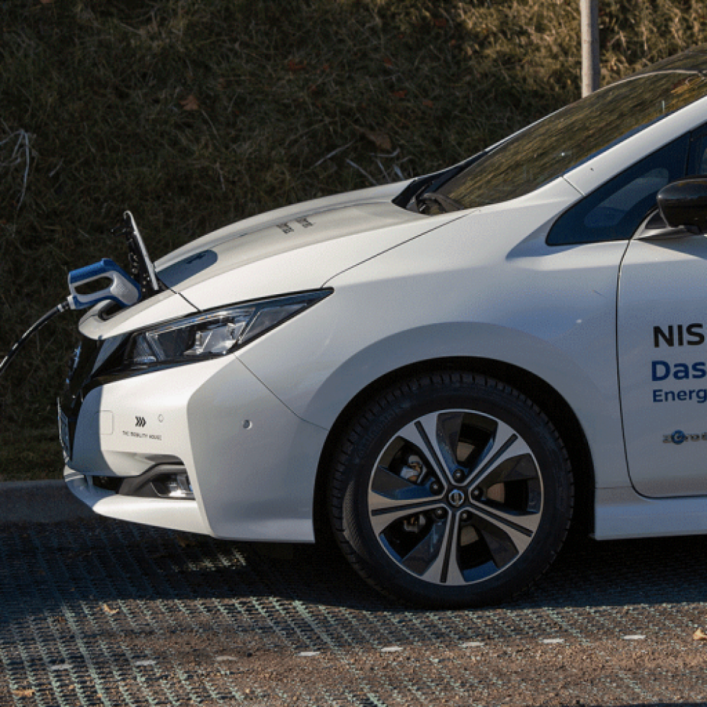 Vehicle-to-Grid-Pilotprojekt: E-Auto verdient Geld