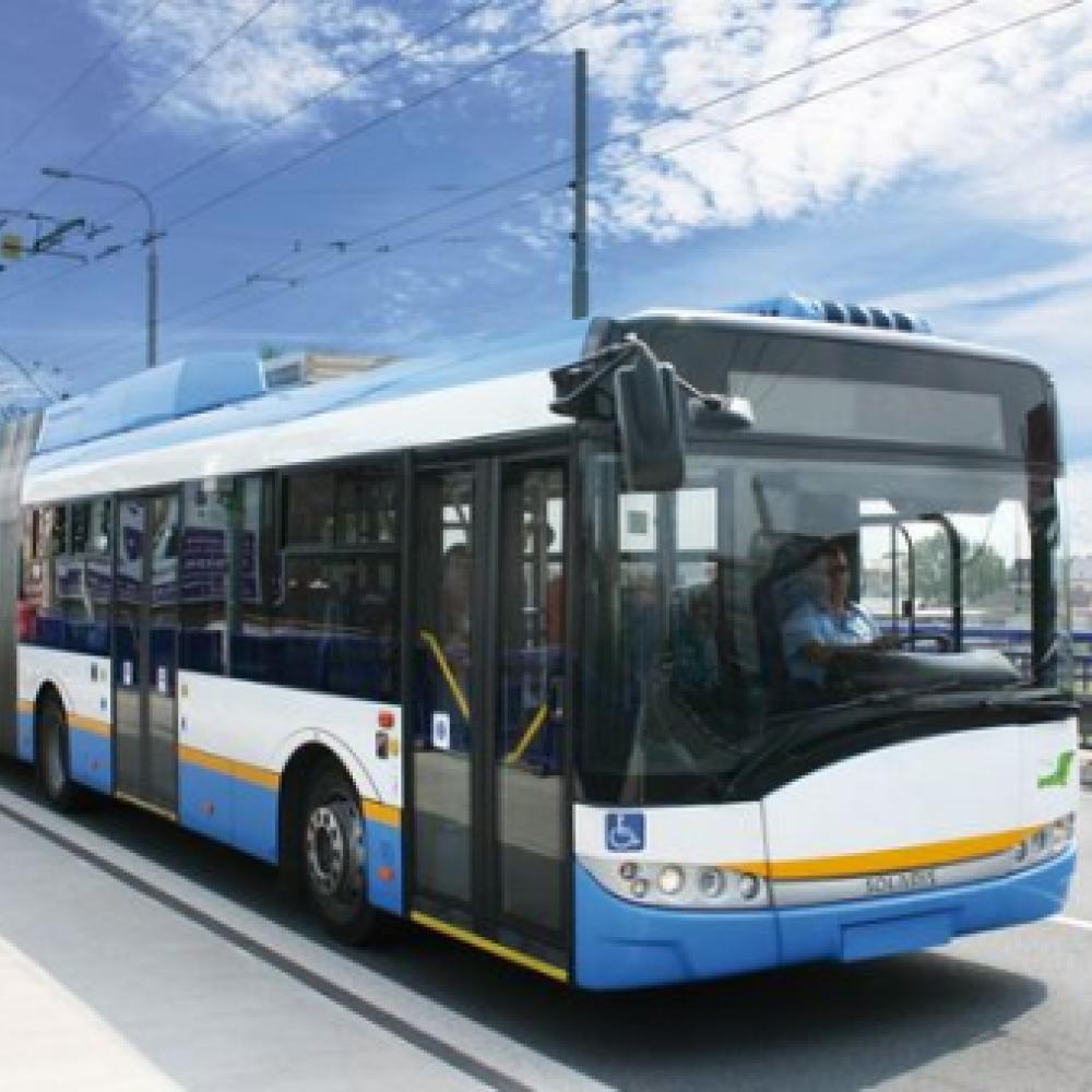 Solaris verkauft 80 O-Busse nach Mailand
