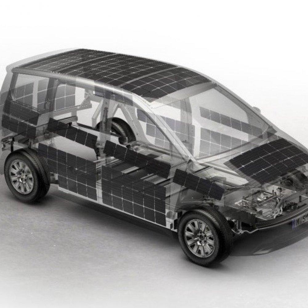 Sono Motors: Serienmodell des Solar-Elektroautos Sion