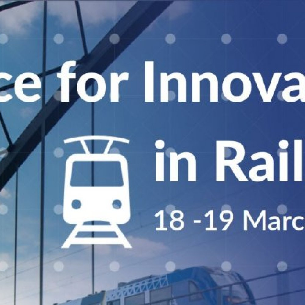 """Space for Innovation in Rail""-Conference"