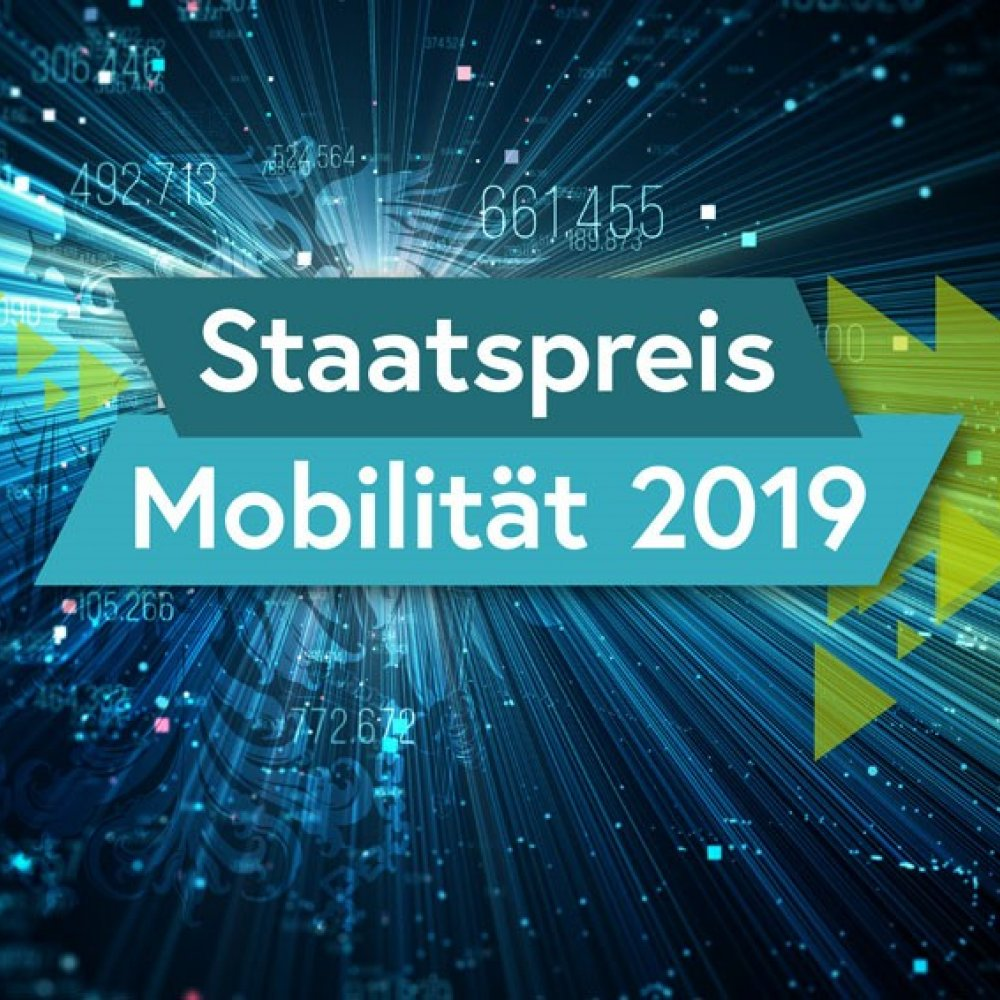 Staatspreis Mobilität 2019 – jetzt einreichen