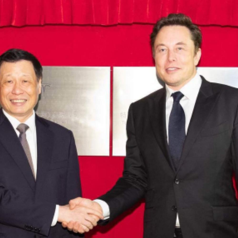 Tesla: Gigafactory 3 in China