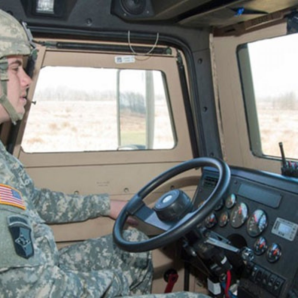 U.S. Army Deploying Autonomous Trucks Faster Than Expected