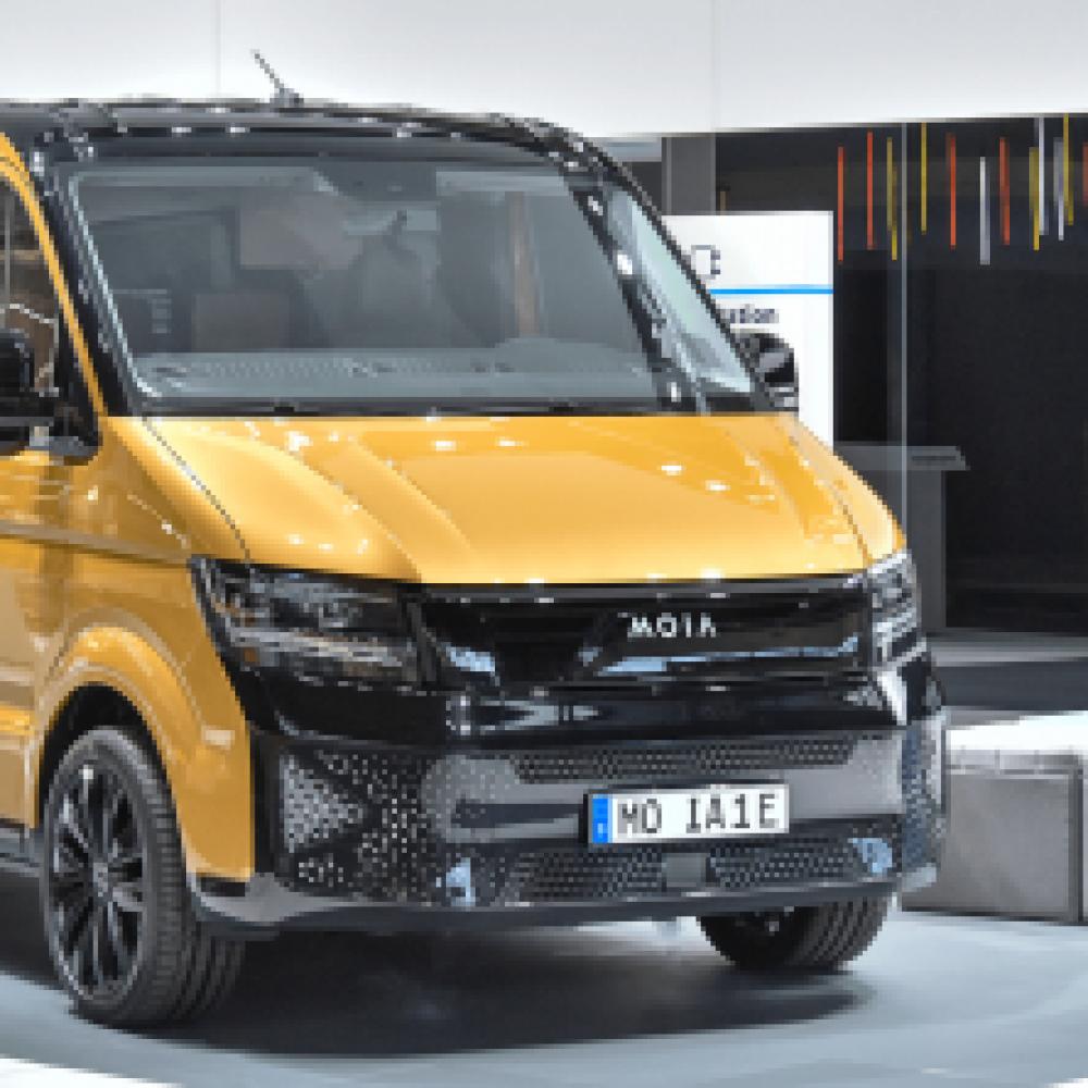 Mobilitätsdienstleistungen: VW MOIA, Toyota YUKO