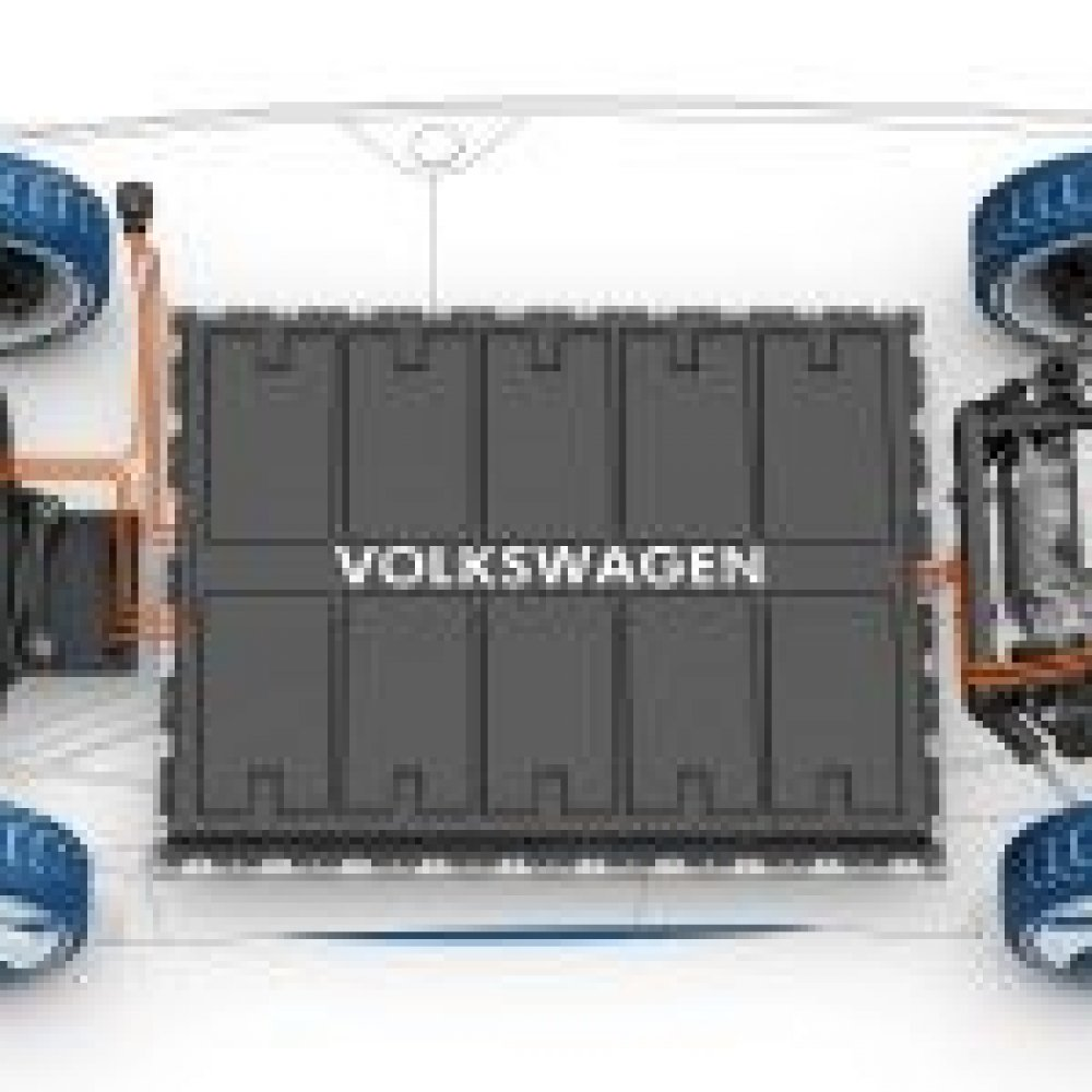 Batteriezellenfertigung in Deutschland nur von VW