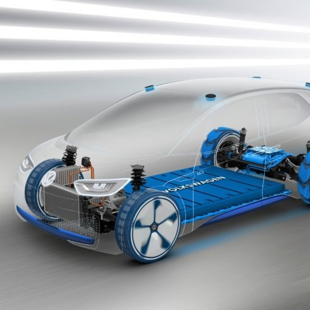 VW will Vorreiter bei CO2-freier Autoproduktion werden